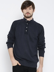 SPYKAR Navy Sweater
