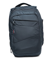 U.S. Polo Assn. Unisex Navy Laptop Backpack