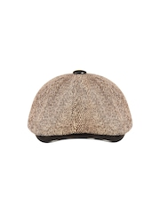 FabSeasons Unisex Brown Golf Cap