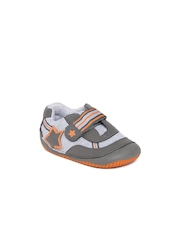mothercare Boys Grey Casual Shoes with Applique