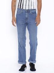 Wrangler Blue Texas Fit Jeans