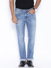 Wrangler Blue Millard Fit Jeans