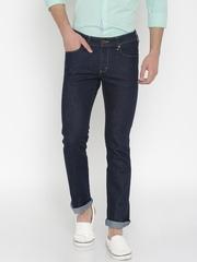 Wrangler Navy Skanders Fit Jeans