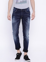 Lee Blue Low-Bruce Skinny Fit Jeans