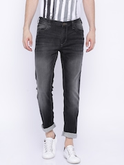 Lee Black Bruce Skinny Fit Jeans