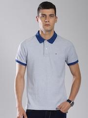 Tommy Hilfiger Blue Polo T-shirt