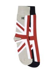 HARVARD Men Set of 2 Above Ankle-Length Socks
