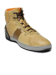 Woodland Men Tan Brown Proplanet Casual Shoes