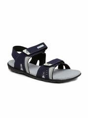 PUMA Men Navy Silicis Buck DP Sports Sandals