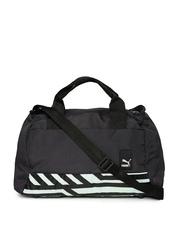 PUMA Women Black Printed Sling Bag