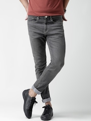 New Look Grey Super Skinny Fit Jeans