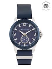 GIORDANO Men Navy Dial Watch 1765-03