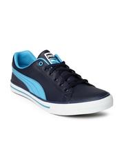 PUMA Unisex Blue Salz III DP Sneakers