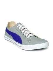 PUMA Unisex Grey Hip Hop 5 Sneakers