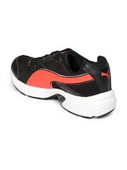 PUMA Men Black Brilliance DP Running Shoes