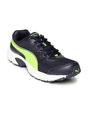 PUMA Men Navy Brilliance DP Running Shoes