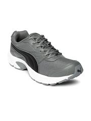 PUMA Men Grey Brilliance DP Running Shoes