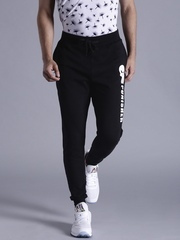 Kook N Keech Marvel Black Track Pants