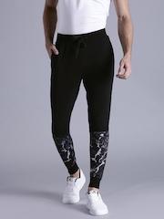 Kook N Keech Black Track Pants
