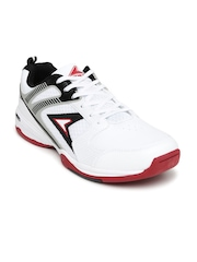 Power Men White Cross XT Training Shoes
