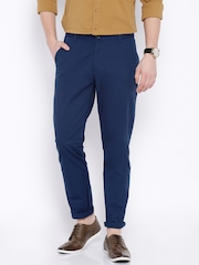 Highlander Blue Chino Trousers