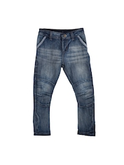 mothercare Boys Blue Comfort Jeans