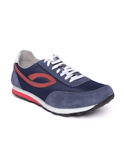 Woodland Men Navy Casual Shoes