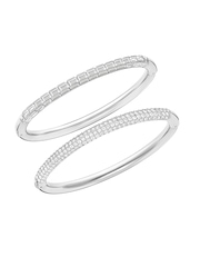 SWAROVSKI Dalliance Bangle Set