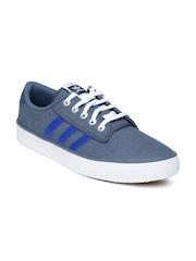 Adidas Originals Men Grey Kiel Skateboard Shoes