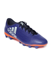 Adidas Men Blue X 16.4 FXG Football Shoes