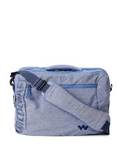 Wildcraft Men Blue Messenger Bag