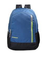 Aristocrat Unisex Blue Laptop Backpack