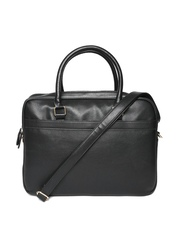 Parfois Women Black Laptop Bag