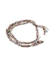 Parfois Multicoloured Braided String Headband