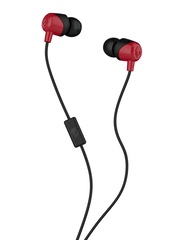 Skullcandy Red JIB Earbuds with Mic