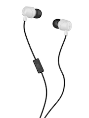 Skullcandy White JIB Earbuds with Mic