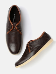 Moda Rapido Men Brown Casual Shoes