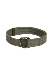 Roadster Men Olive Green Belt