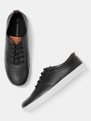 Moda Rapido Men Black Sneakers