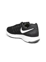 Nike Women Black Air Zoom Pegasus 33 Running Shoes