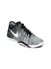 Nike Women Grey Printed Free TR 6 Training Shoes