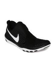 Nike Women Black Free Connect Training Shoes