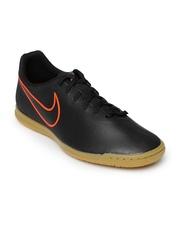 Nike Men Black Magista Ola II IC Football Shoes