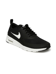 Nike Women Black Air Max Thea Running Shoes