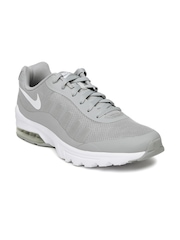 Nike Men Grey Air Max Invigor Running Shoes