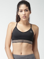 Nike Black AS NEW PRO INDY COOL Sports Bra
