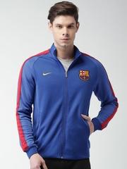 Nike Blue FCB Jacket