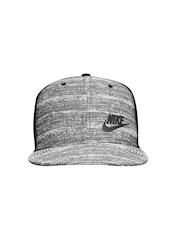 Nike Unisex Black & Grey Athletic Cap