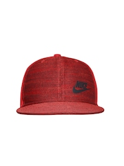 Nike Unisex Red TECH PACK TRUE Athletic Cap