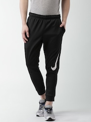 Nike Black AS M NK TAPERED GFX Track Pants
